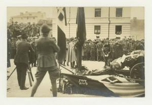 Annunzio Gabriele- (1863-1938) njegovo doba