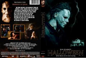 Halloween 2007 Custom DVD Cover 7 Image
