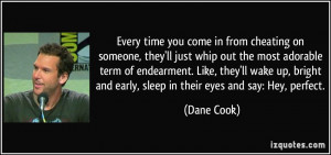 Dane Cook Quote HD Wallpaper