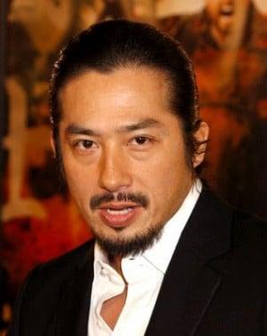 Hiroyuki Sanada~ I'm so liking the Asian men with locks! Hot!