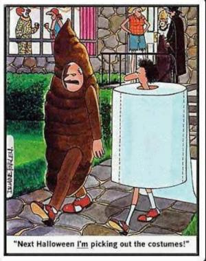 Funny halloween cartoons