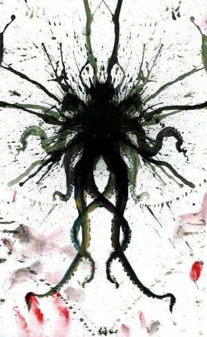 Rorschach test octopus: Rorschach Art, Awesome, Collection Inspiration ...