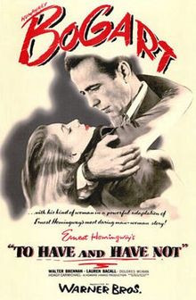 To Have and Have Not (1944 film) poster.jpg