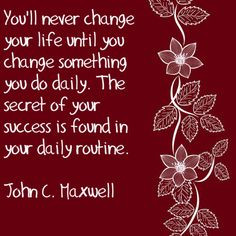 John Maxwell quote I try and live by this quote, it's a favorite of ...