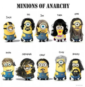 Sons of Anarchy minions