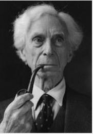 ... Bertrand Russell Another version of same quote: Another powerful quote