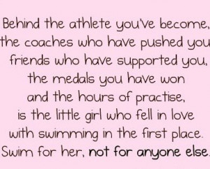 Swimming quotes, sport, best, sayings, coaches