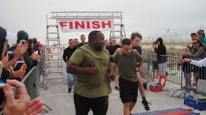 Thread: U.S. Marine Carrying an 11-Year-Old Cancer Survivor Across a ...
