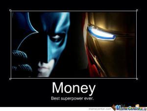 Batman And Ironman
