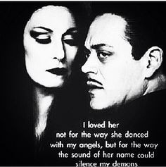 Addams family love quote