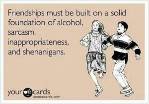 ecards, friends, funny