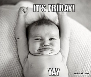 Hahahaha! This is TOO cute!!! Happy Friday from the KSBJ Morning Show ...