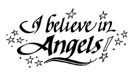 Believe in Angels Text