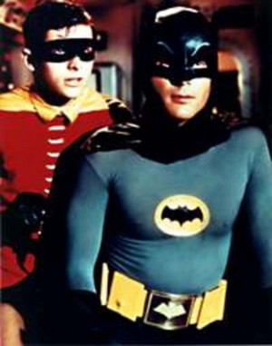 Batman, Robin, Adam West, Burt Ward
