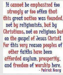 Patrick Henry a great Patriot: Christian, Patrick'S Henry Quotes ...
