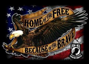 Patriotic Military Wallpaper