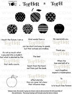 Fun ideas and free printables for teacher gifts. Print them on Avery ...