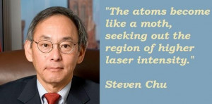 Steven chu famous quotes 5