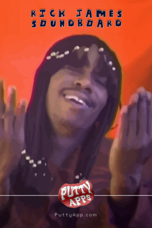 Dave Chappelle Rick James Soundboard by PuttyApps