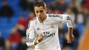 Javier Hernandez staying at Real Madrid until end of season - agent