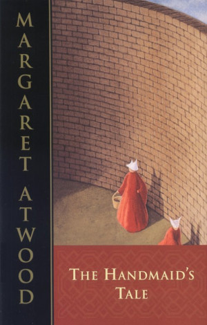 the handmaid s tale is the last book out of the 4 that my media ...