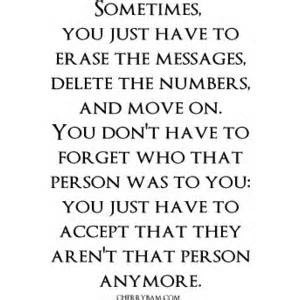 Time to move on.