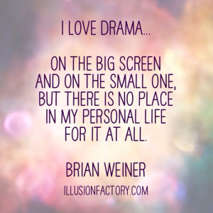hate drama queens!