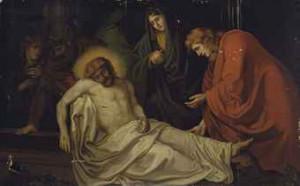 Peter Paul Rubens Entombment Painting