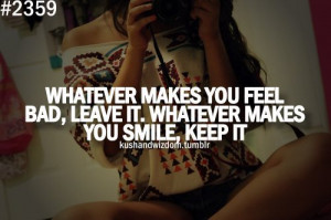 beautiful, camera, happiness, life, quotes, smile