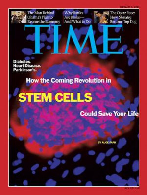 stem cell therapy for heart disease media coverage in time magazine
