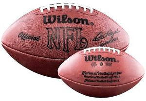 Official NFL Game Football Pete Rozelle 1960 1989 New in Factory Box