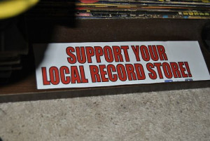 Vinyl Love. Support Your Local Record Store. #records #recordstore # ...