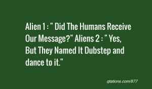 Alien 1 :