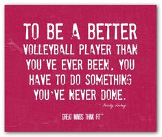 volleyball #quotes on #motivational tryouts soooooon More
