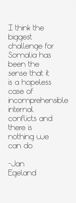 Jan Egeland Quotes amp Sayings