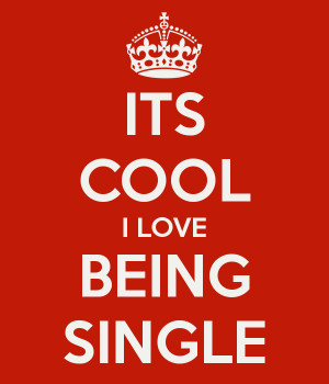 Being Single Teen Love Girl