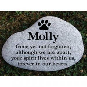 Pet Memorials > Pet Memorial - Dog Memorial