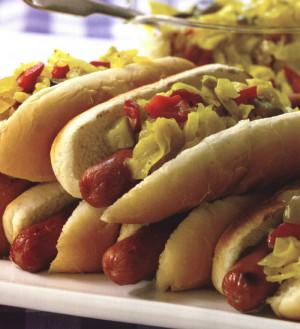 really great hot dog