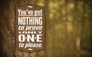 Got Nothing to Prove Quotes