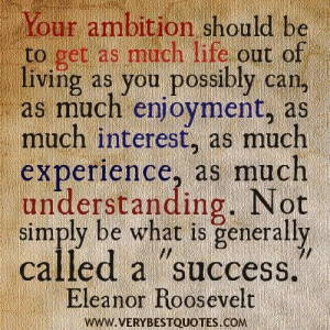 Eleanor roosevelt quotes joy quotes life quotes success quotes ...