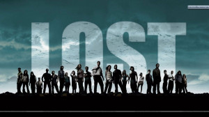 Lost TV Series Cover Poster