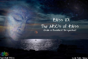 Bliss 101 - The ABC's of Bliss