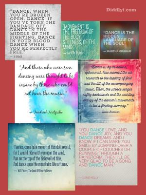 Inspirational Irish Dance Quotes