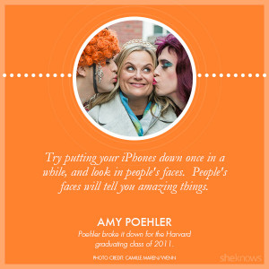 Tina Fey vs. Amy Poehler quotes: Who said it?