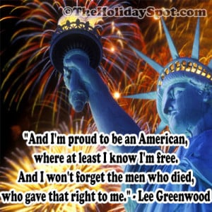 4th July Poems for American Independence Day