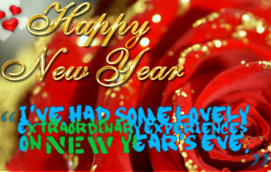 New Year's Eve Quotes Sayings