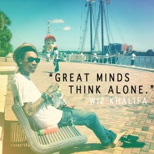 Wiz Khalifa Quotes