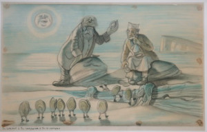 Alice-in-Wonderland-The-Walrus-and-the-Carpenter-and-the-12-Oysters ...