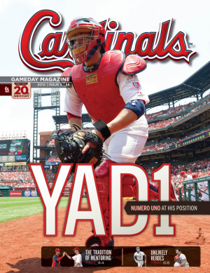 St. Louis Cardinals 2012 - Issue #5