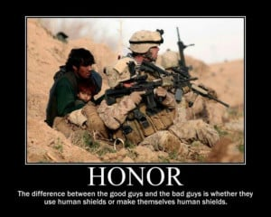 Honor Military Quotes
